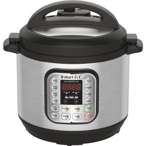 Instant Pot LUX60 6-in-1 Multi-Use Programmable Pressure Cooker