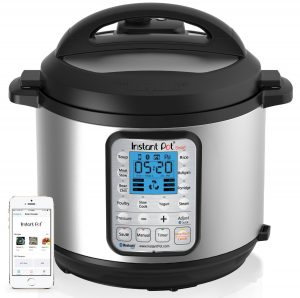 Instant Pot Smart Bluetooth Multi-Use Programmable Pressure Cooker