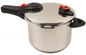 NuWave Stainless Steel Pressure Cooker Review (6.5-Quart)