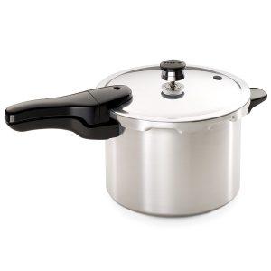 Presto 01264 6-Quart Aluminum Pressure Cooker Review