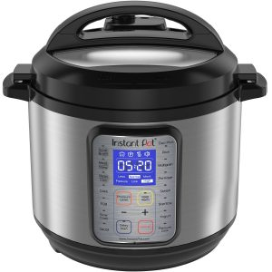 Instant Pot Duo Plus 9-in-1 Multi-Functional Pressure Cooker, 6 Qt